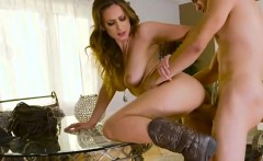 Luscious Chick Ivy Rose Bends Over For Fiance