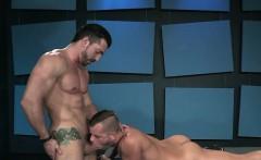 Big dick gay oral sex and cumshot