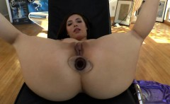Assfetish babes showing their gaping holes