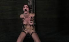 Alisha Adams gets orgasm overload