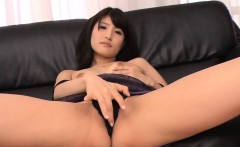 Asian gal gets manhandled my 2 guys fucking her pussy