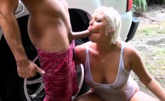 That fellow really enjoys fucking with a charming milf