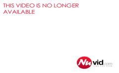 Amateur teen brunette camgirl masturbates on webcam