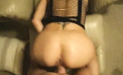 Girlfriend with nice ass banged pov by huge cock