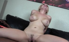 Nadia gets fucked by a burglar with a BBC!