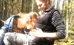Goloptious teenager lets boyfriend fill her totally