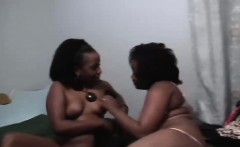 African girls licking each other's cunts