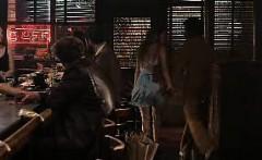 Maggie Gyllenhaal, Margarita Levieva and others in sex scene