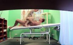 Fake Hospital Flirty tattooed minx demands fast sex