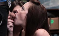 Jojo Kiss and Rylee Renee Sucking Cock and Bangs