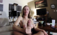 Home movie of Nicole Aniston giving a POV Blow Job