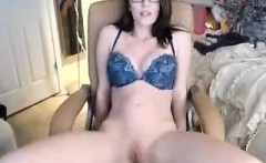 Compilation of masturbation and sex in lingerie