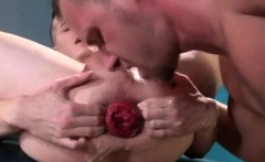 Gay sex fisting boy Alternating between smashing Axel with h