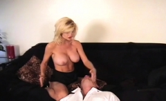 Some hotties like to feel dominant and to humiliate men