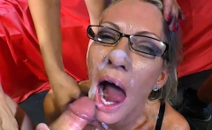 Busty Mature Emma Starr Cum Hungry in Germany