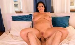 Big tits pornstar anal gape and facial