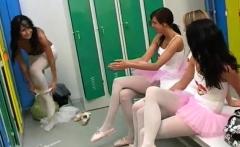 Chubby teen glasses anal and bikini shower Hot ballet doll o