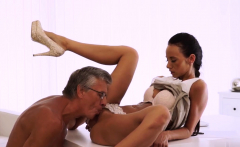 Japan old young first time Finally she's got her boss dick