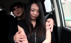 Teen likes to tease guy by public flashing her love muffins