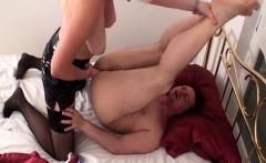 Femdom Sex Ladies pegging slaves