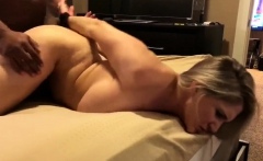 Busty Blonde MILF Fucked Doggystyle On Spy Cam