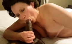 Sexy Webcam Brunette Riding Big Cock