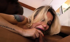 Busty Danielle Derek Gets Fucked By Stepson's Black Friends