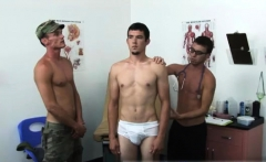 Gay nude movieture doctor and tyler gets physical exam David