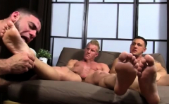 Gay emo legs in air Ricky Hypnotized To Worship Johnny & Joe