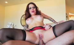 Karmen Karma craves for anal sex