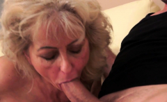 Mature euro amateur pussylicked and fucked