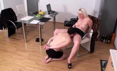 Fetishladies order slaves to lick their pussies