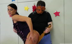 Milf punishes teen Talent Ho