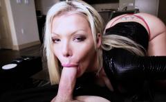 My sperm lover busty stepmother enjoys my big cock