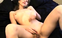 Amateur Mature Blonde Toying Ass And Fingering Pussy