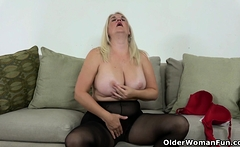 An older woman means fun part 131
