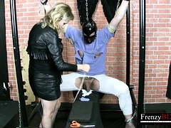 Frenzybdsm Feminine Domination Video With Latex