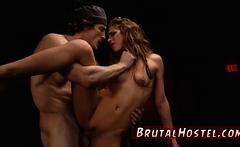 Redhead anal bondage Two youthful sluts, Sydney Cole and Oli