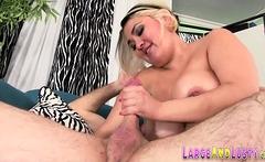 Big beautiful woman with pierced nipples
