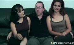 Latina amateur in retro porno