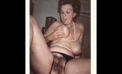 ILoveGrannY Senior Naked Pictures Collection
