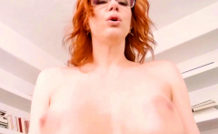 VR BANGERS Redhead MILF Is Horny For Cock