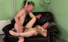 Mature with Hairy Pussy Fuck Cumshot 3