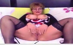 bbw pretty mature on webcam