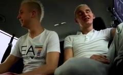 Gay sex teen videos boys first time An Unlucky Victim Gets A