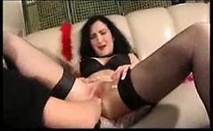 Bizarre sexy lesbians extreme fisting fetish