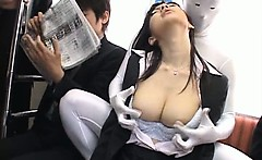 Cock hungry asian sluts sucking and fucking